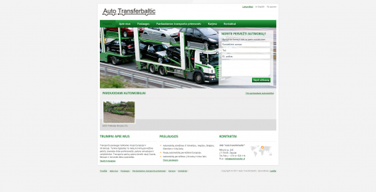 Autotransfer Baltic